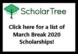 ScholarTree List March 2020