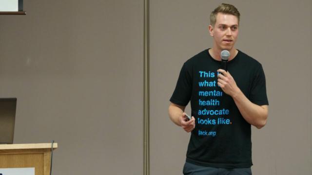 Speaker from jack.org