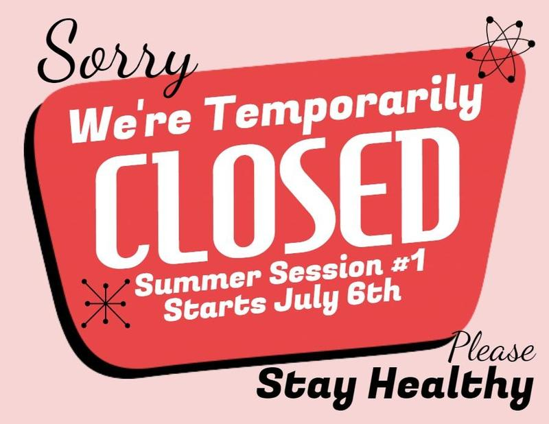 SSO Closed Until Monday July 6th Featured Photo