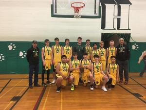 SR Boys bring home GOLD from Valleyview Tournament!! Featured Photo