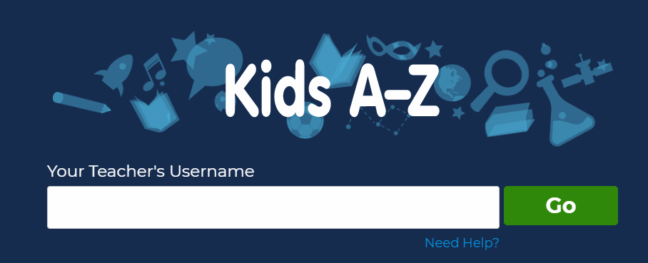Kids a-z login