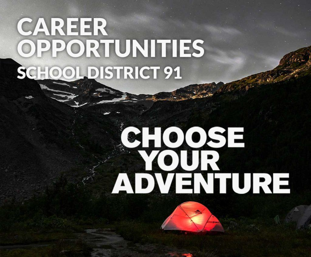 Careers - Adventure
