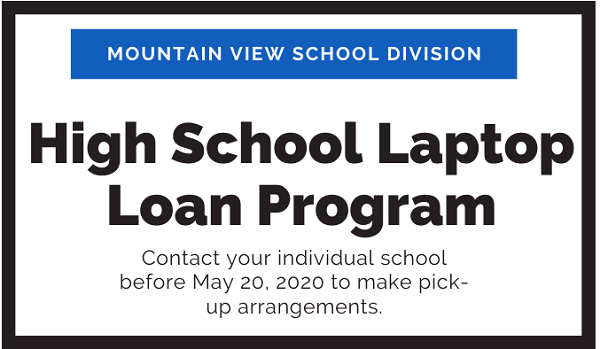 MVSD High School Laptop Loan Program