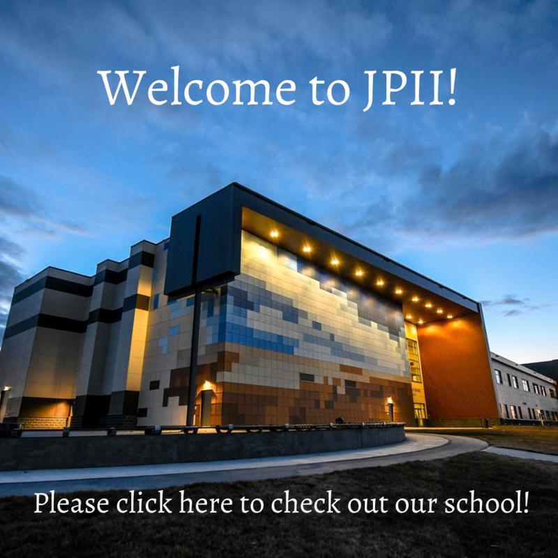 Welcome to JPII Featured Photo