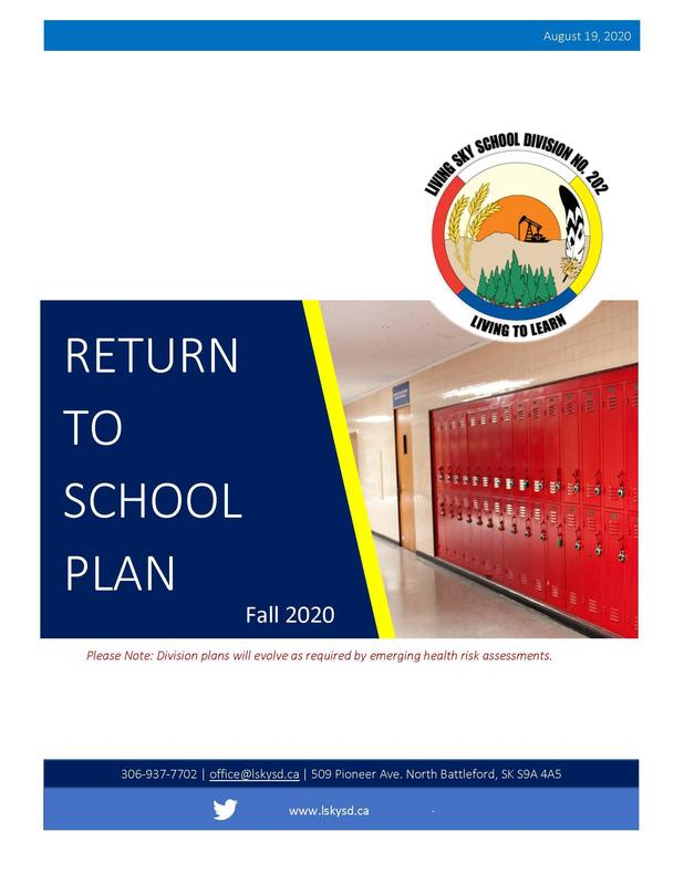 LSSD Return to School Plan Featured Photo