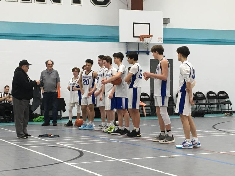 Sr. Boys win Heritage Classic Basketball Tournament! Featured Photo