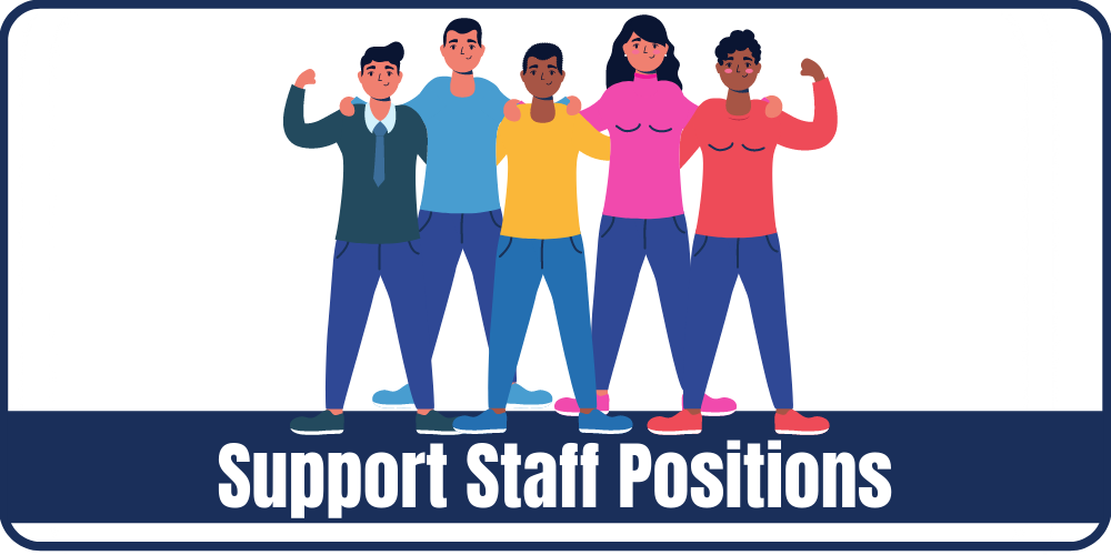 Support Staff Positions