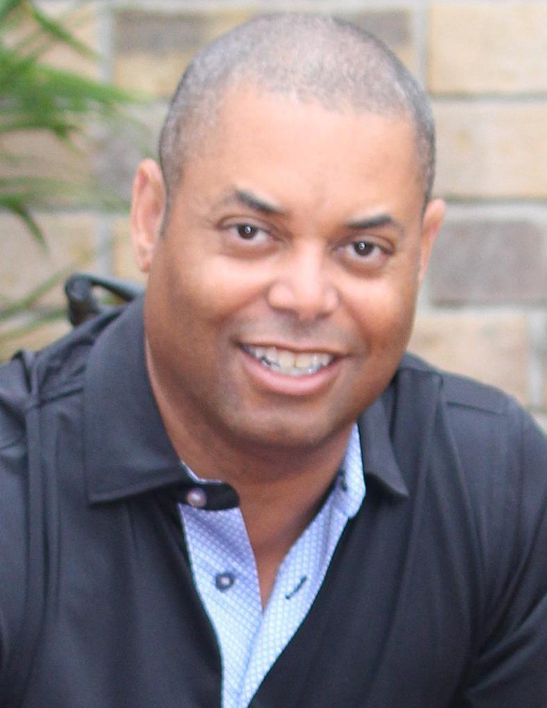 Tyrone Dowling, Superintendent of Education