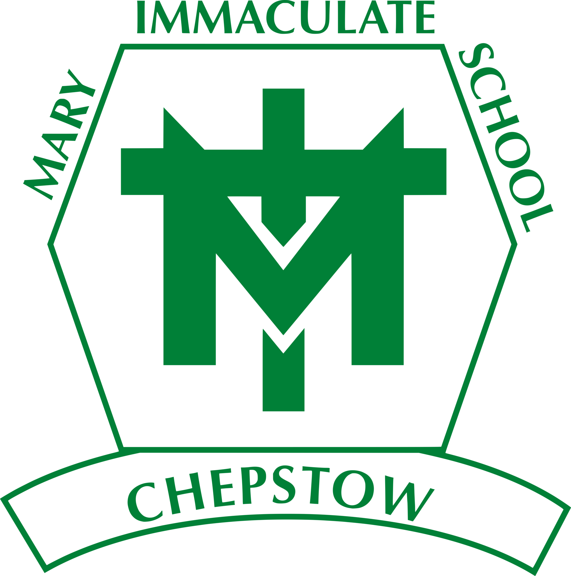 Mary Immaculate Logo