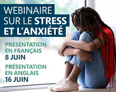 [Webinaire] Stress et anxiété Featured Photo