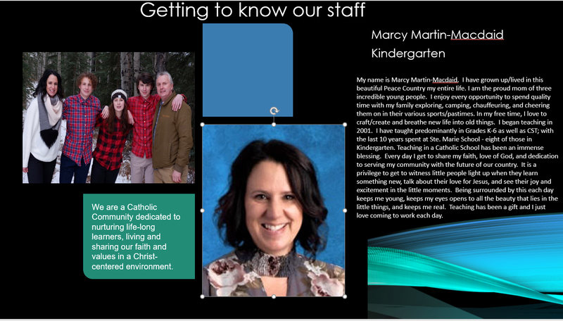 Getting to know our staff! Featured Photo