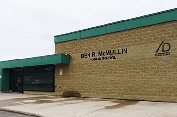 Ben R. McMullin