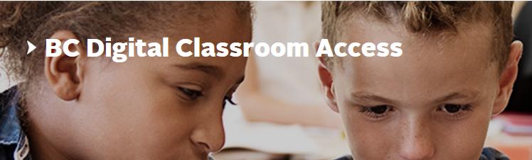 BC Digital Classroom