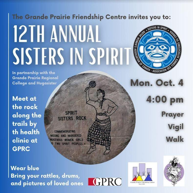 12th Annual Sisters in Spirit Featured Photo