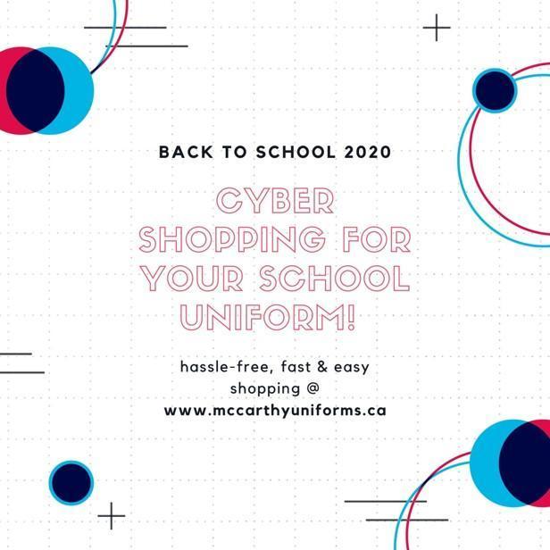 Cyber buying uniform
