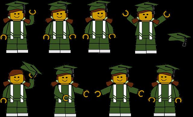 lego graduates