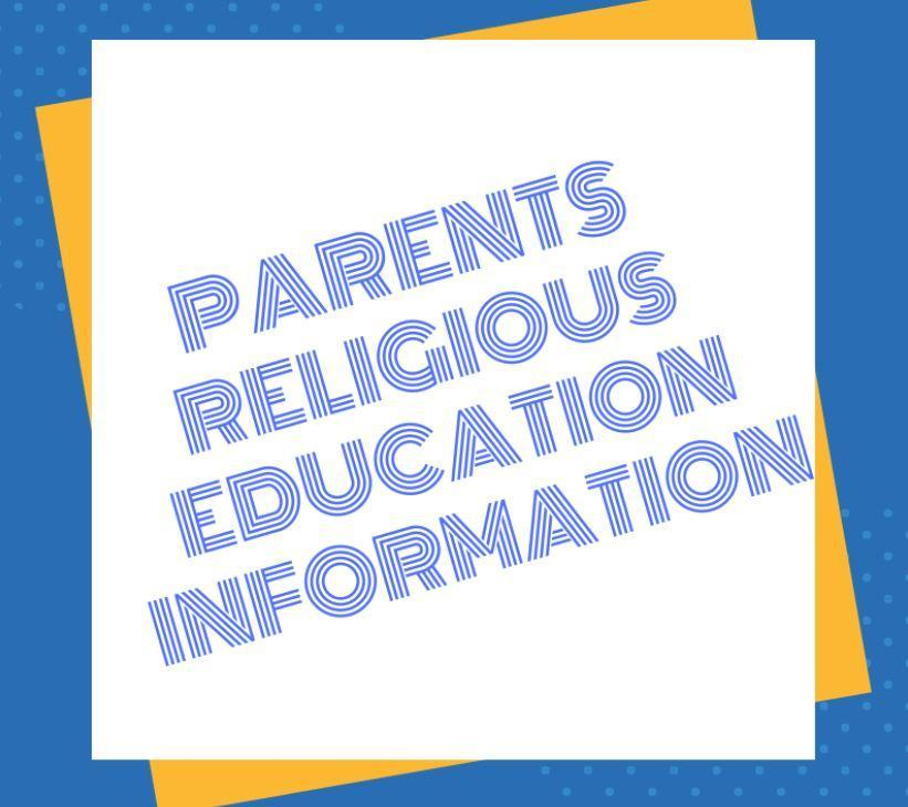 Click here for more information on Religious Education in GPCSD