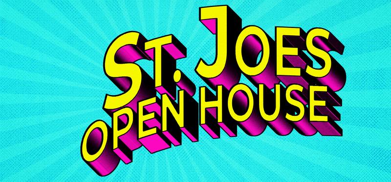St. Joe's Open House