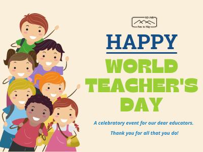 World Teacher's Day 2021 Featured Photo