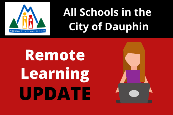 City of Dauphin - Remote Learning Update