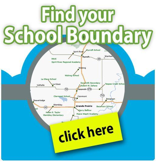 Find your school boundary
