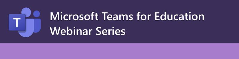 Microsoft Teams Education
