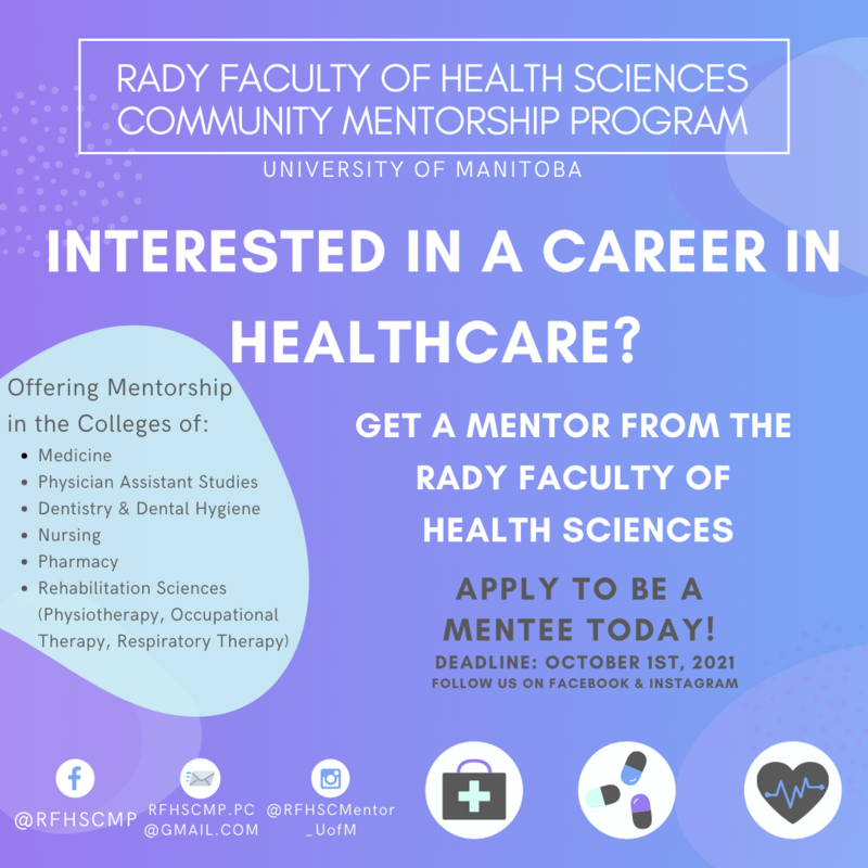 Rady Faculty of Health Sciences Poster