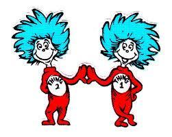 Thing 1 and Thing 1