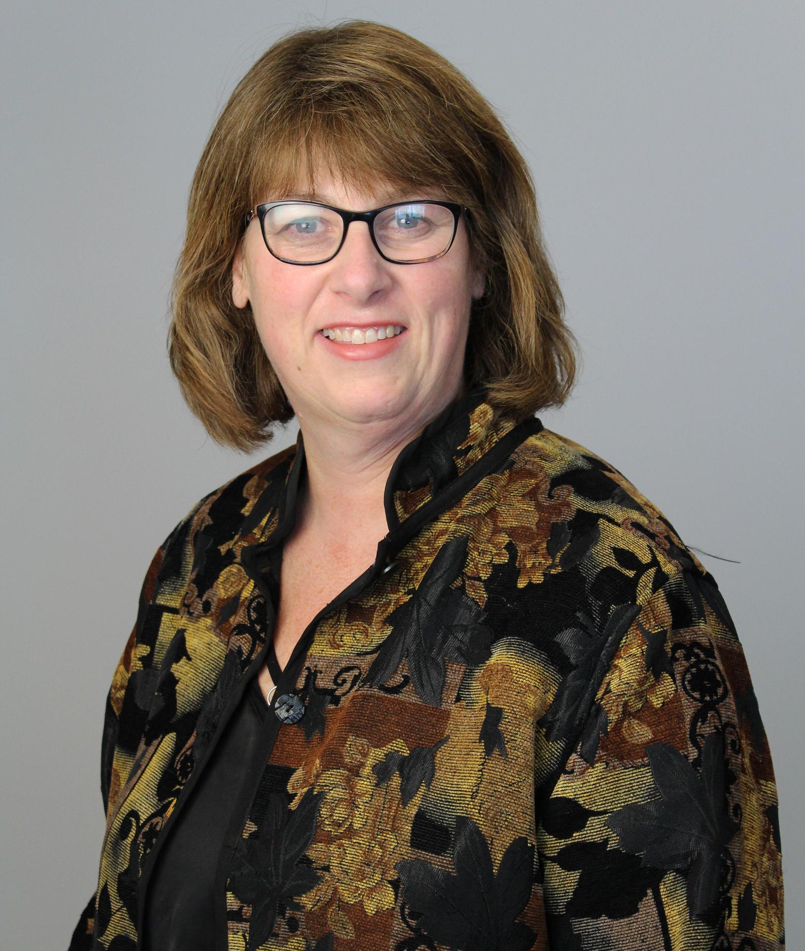 Headshot of Jane Morris