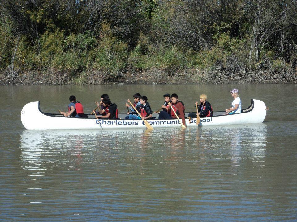Cumberland Canoe