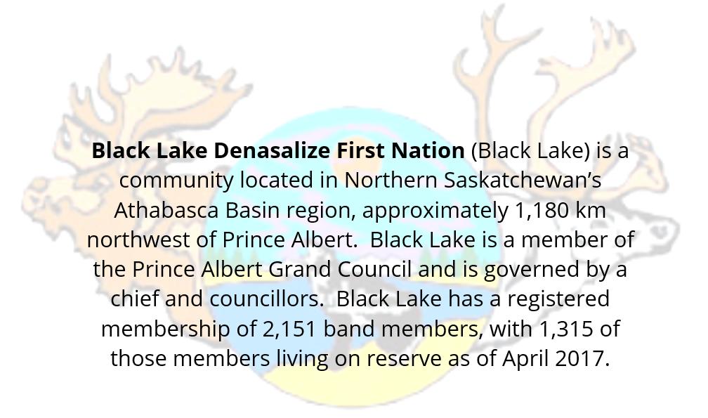 Black Lake intro