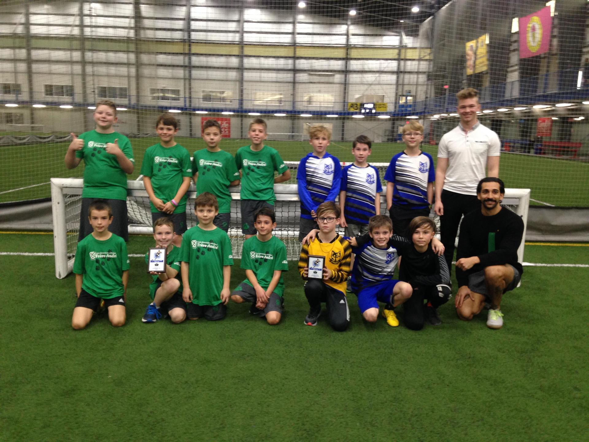 Junior Boys Finalists