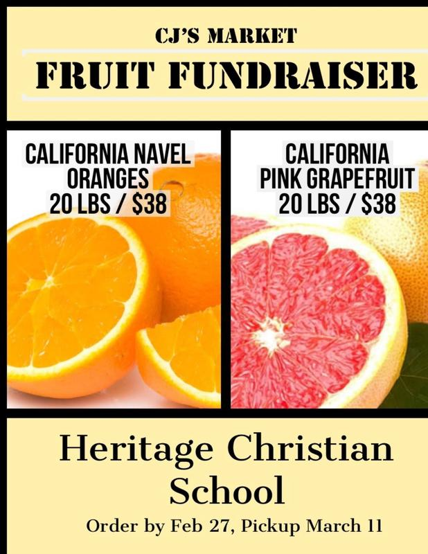 Citrus Fundraiser Featured Photo