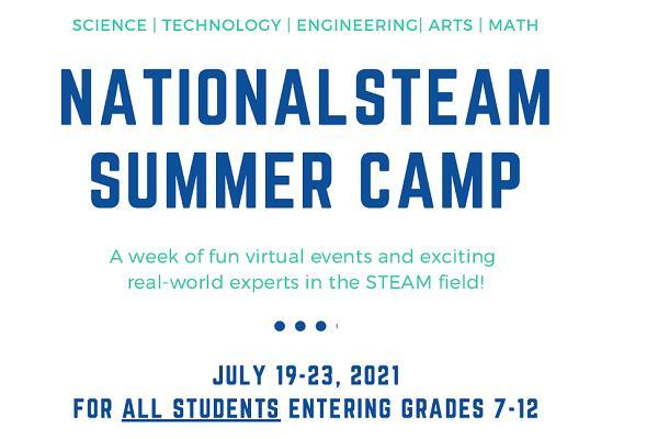 National STEAM Summer Camp