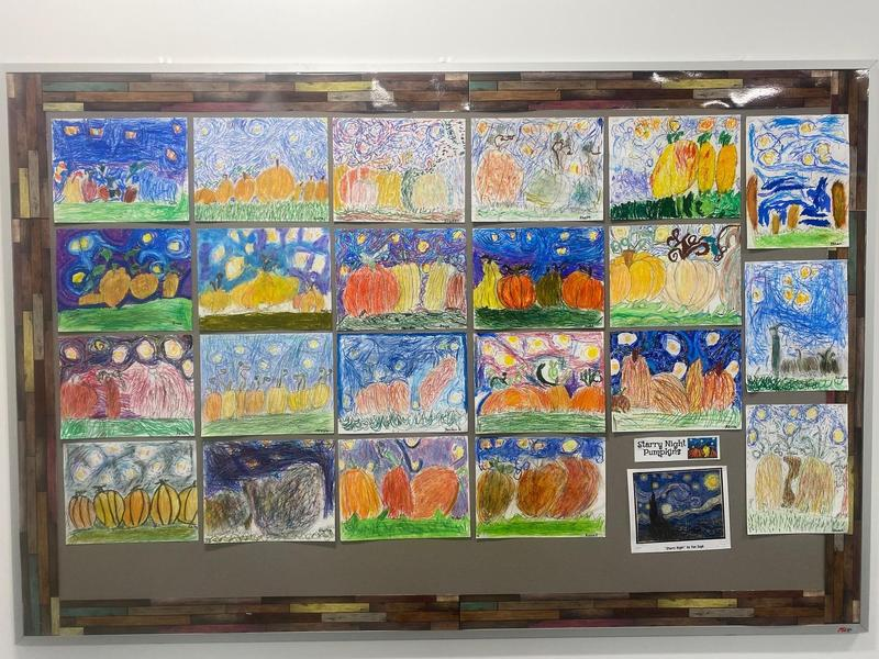 Starry Night Art