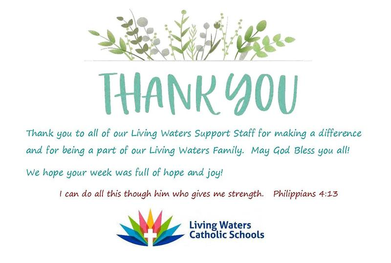 Support Staff Appreciation Week  -February 16-20, 2021 Featured Photo
