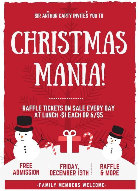Christmas Mania Poster