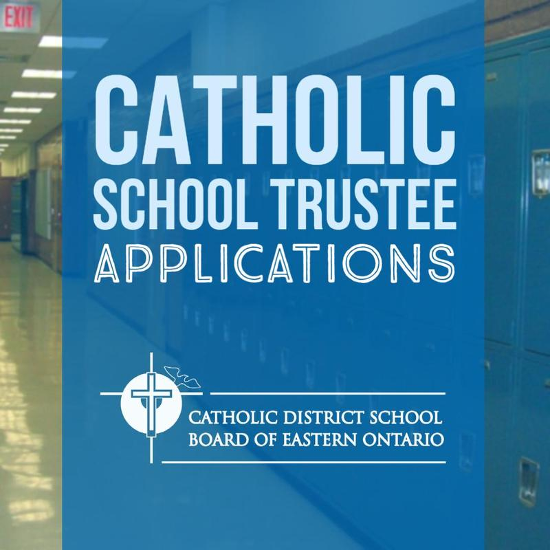 CDSBEO is now accepting applications for the vacancy of Catholic Trustee Featured Photo