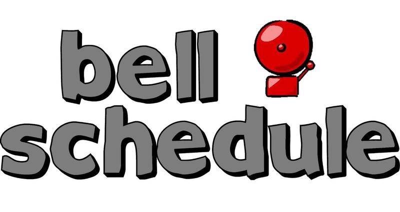 Fall Bell Schedule Featured Photo