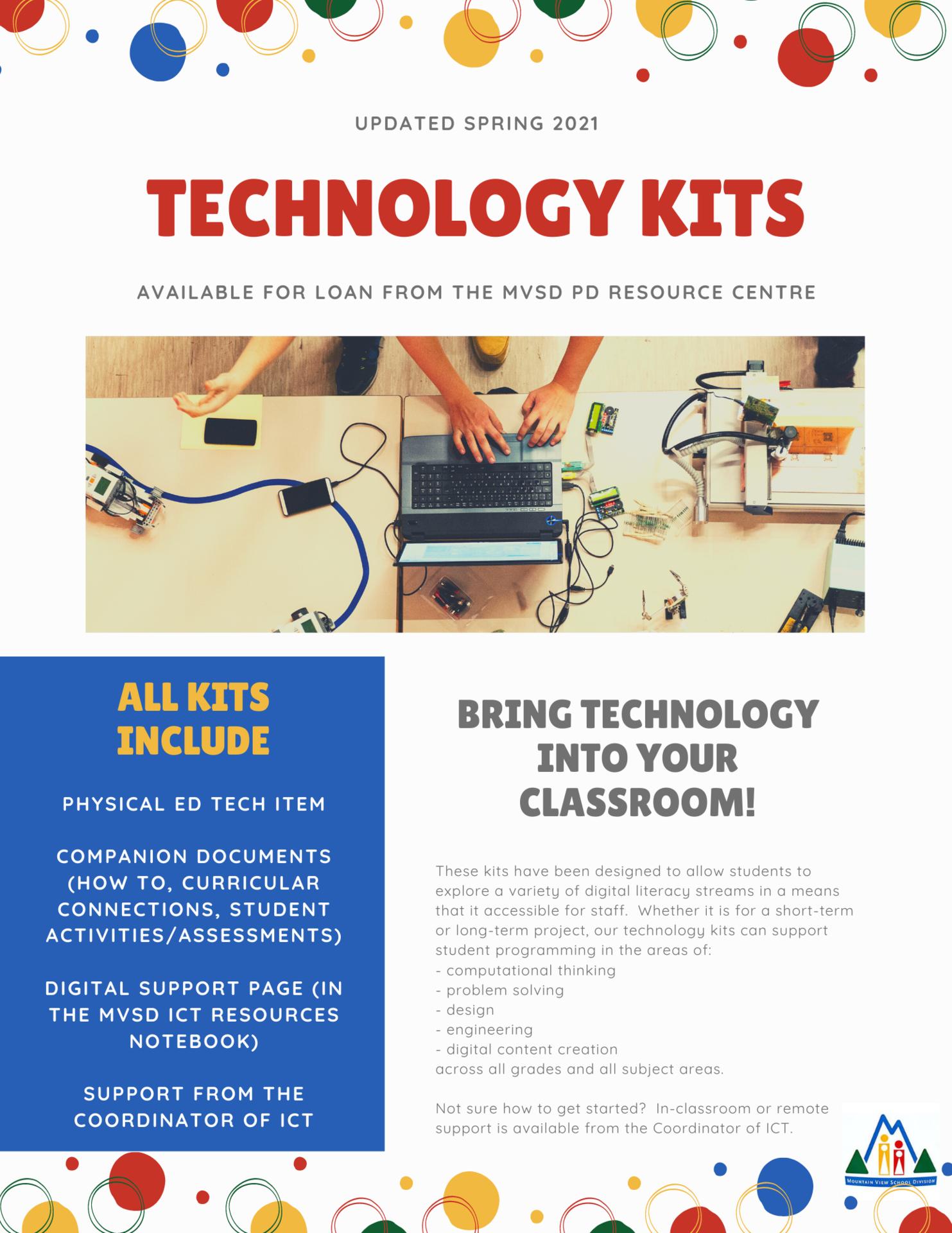 MVSD Technology Kits