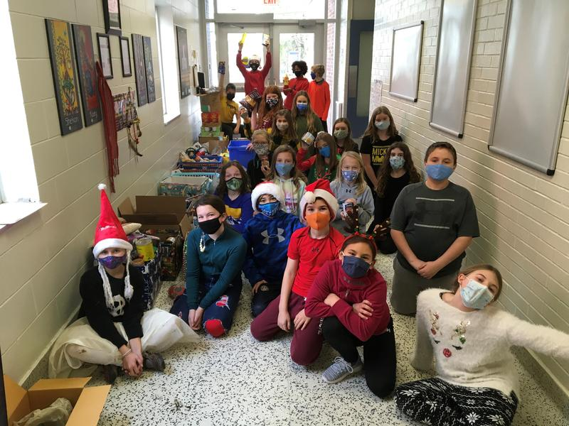 The Food Drive Was a Success! Featured Photo