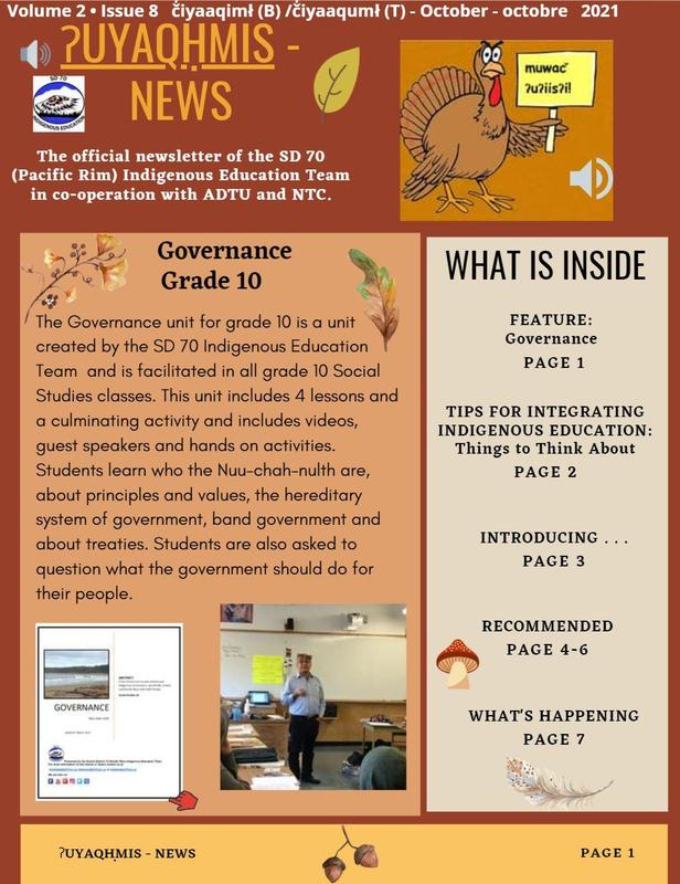 October Newsletter Featured Photo