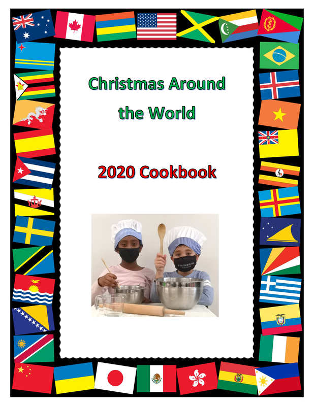 Christmas Around the World Cookbook