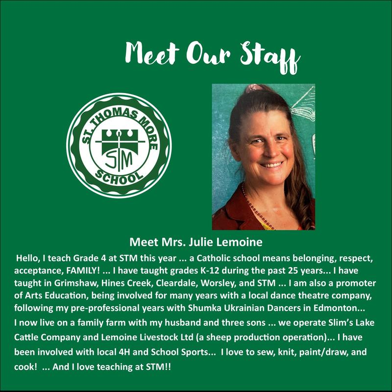 Meet Mrs. Julie Lemoine Featured Photo