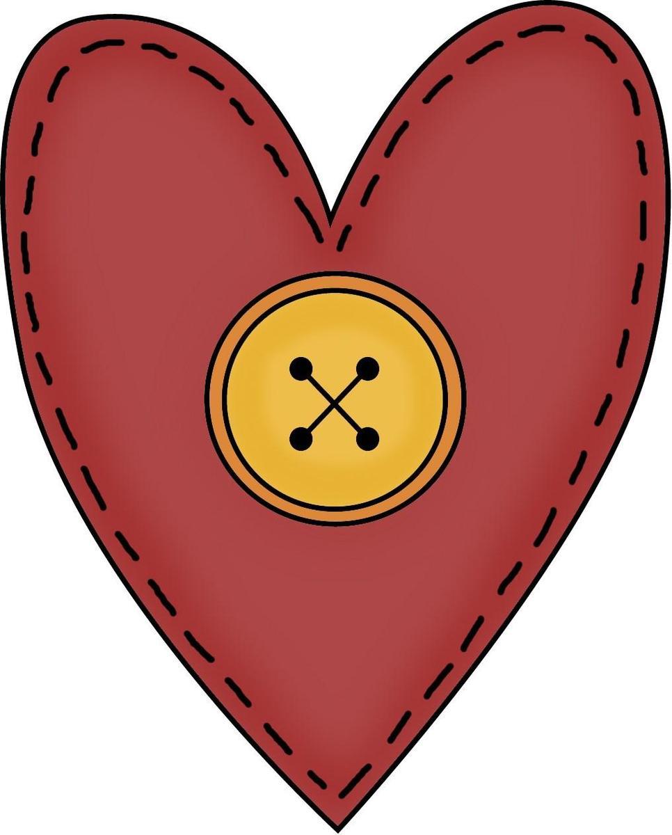 kindergarten heart