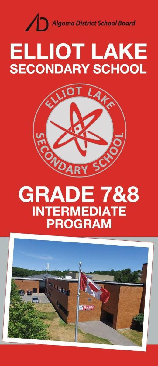 front cover of int brochure