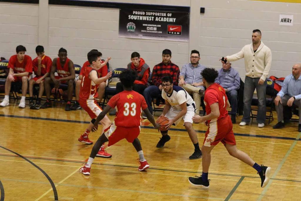 Paul Furfaro Basketball Tournament