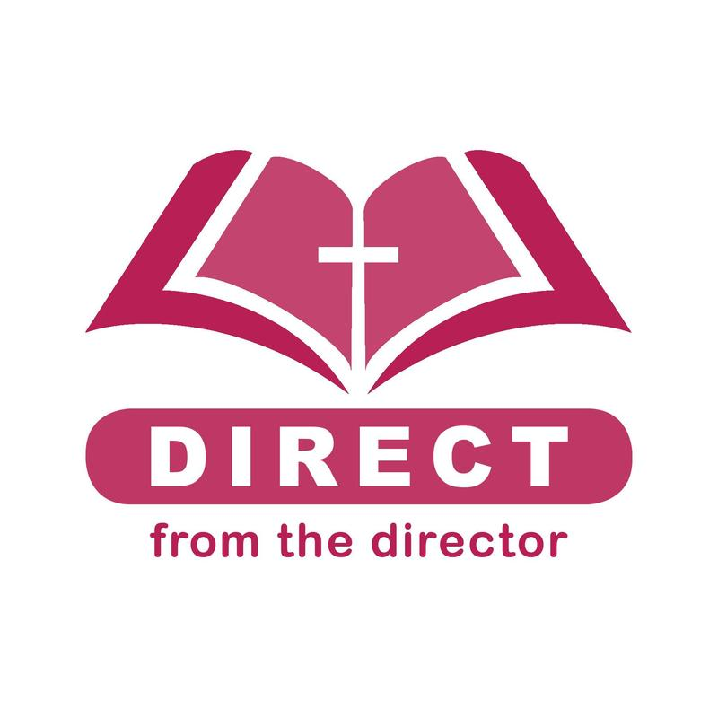 direct from the director logo