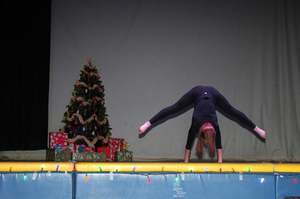 Christmas Talent Show