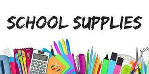 School Supply Lists for 2021-2022 Featured Photo